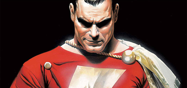 Comic-Con: Shazam! Movie Confirmed for 2019