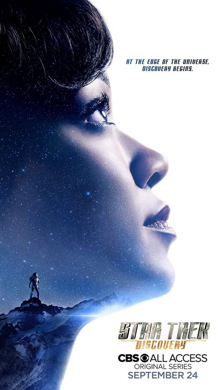 star trek discovery trailer and posters movienewzcom