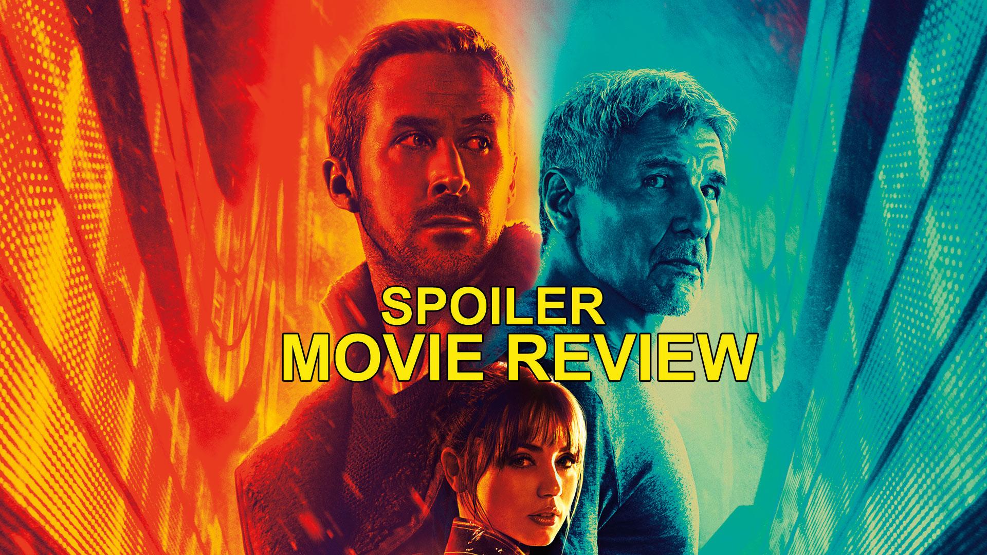 Video: Blade Runner 2049 Movie Review (Spoilers)