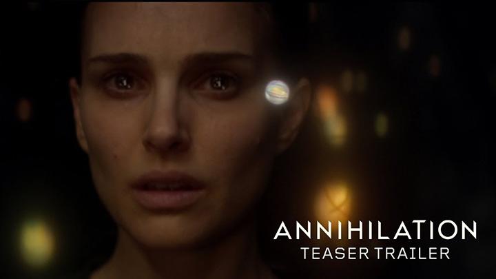 Annihilation Teaser Trailer