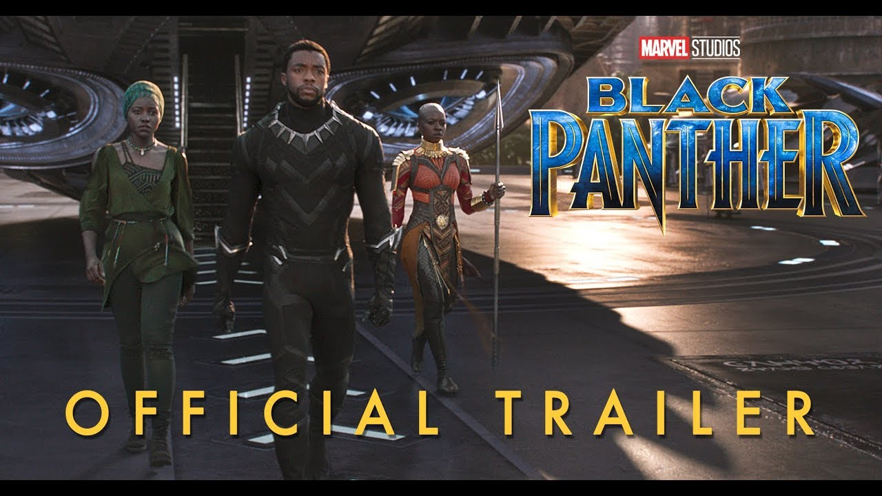 Marvel's Black Panther Official Trailer - Movienewz.com