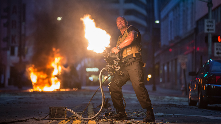 Dwayne Johnson Fast & Furious Spin-Off