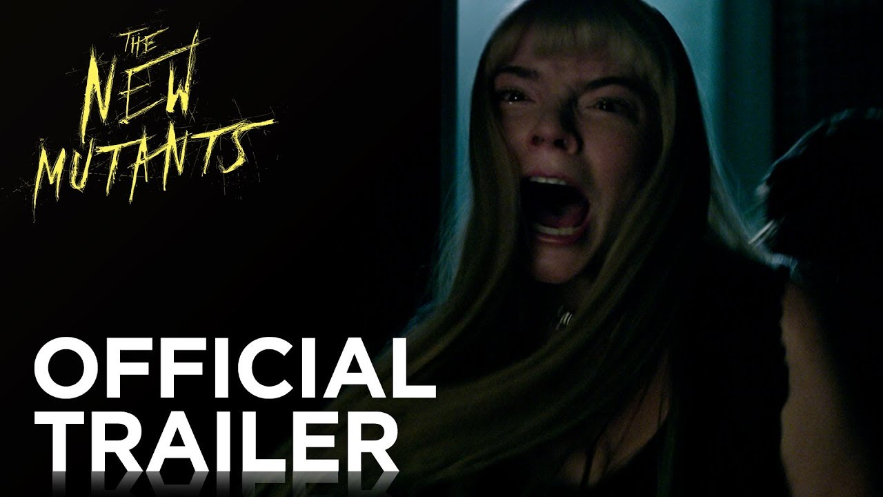 The New Mutants – Teaser Trailer
