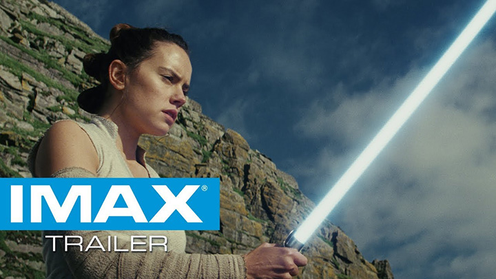 Star Wars: The Last Jedi IMAX Trailer 2