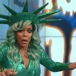Wendy Williams Faints On Live TV During Halloween Show