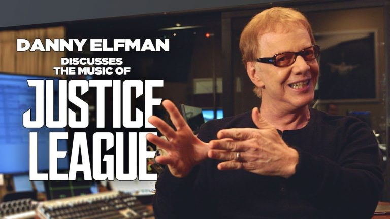 Danny Elfman Talks Justice League Score