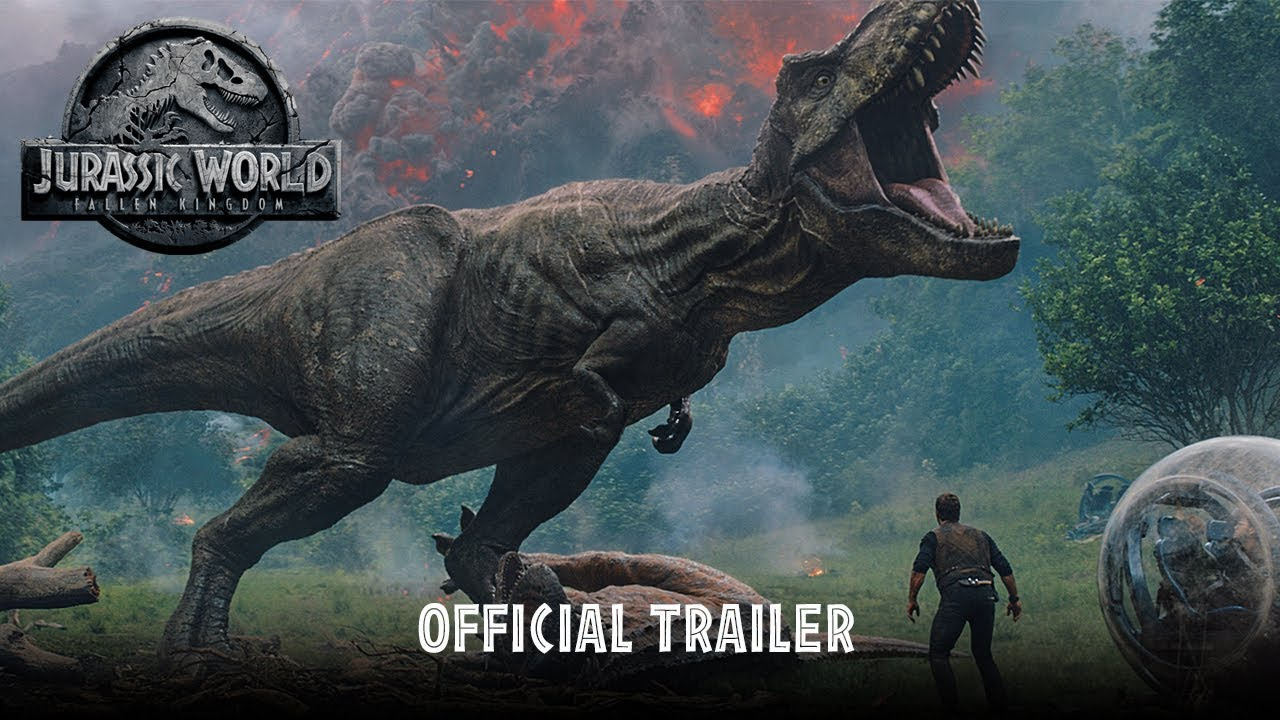 Jurassic World: Fallen Kingdom – Official Trailer