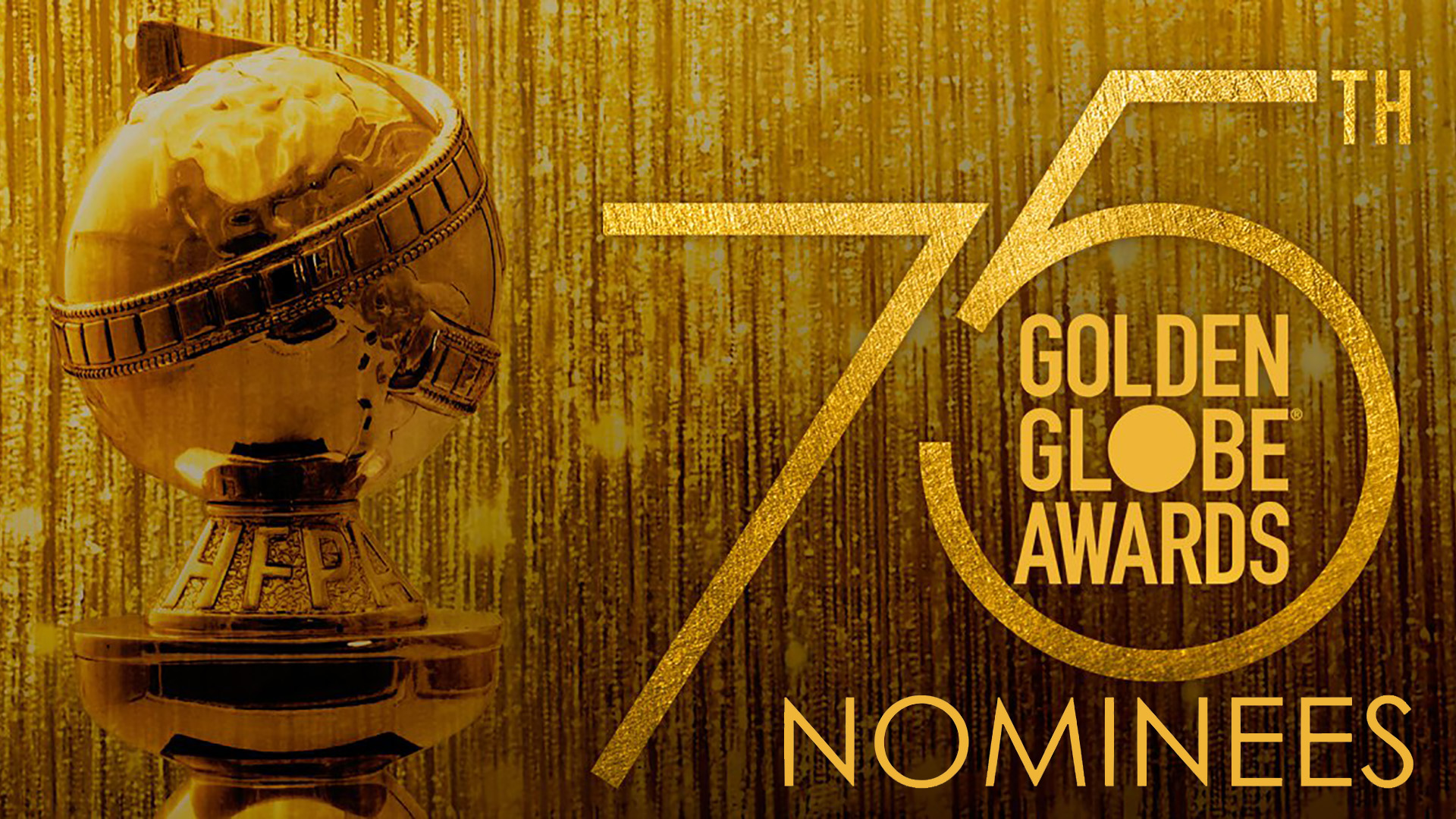 Image result for Golden Globe Awards 2018 Live