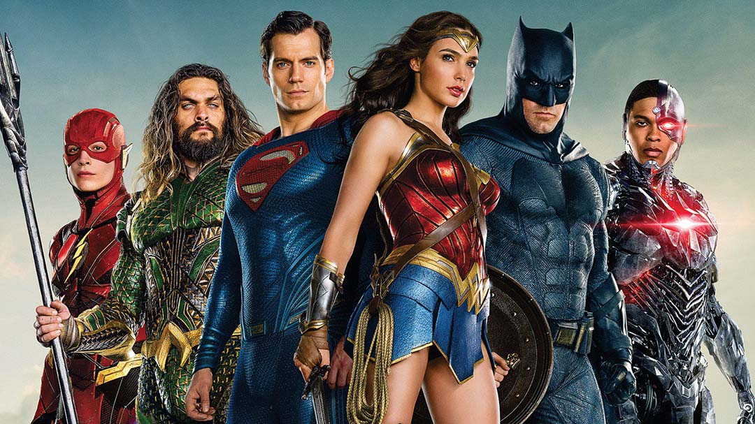 Justice League 4K and 3D Blu-ray Announced with Dolby Atmos