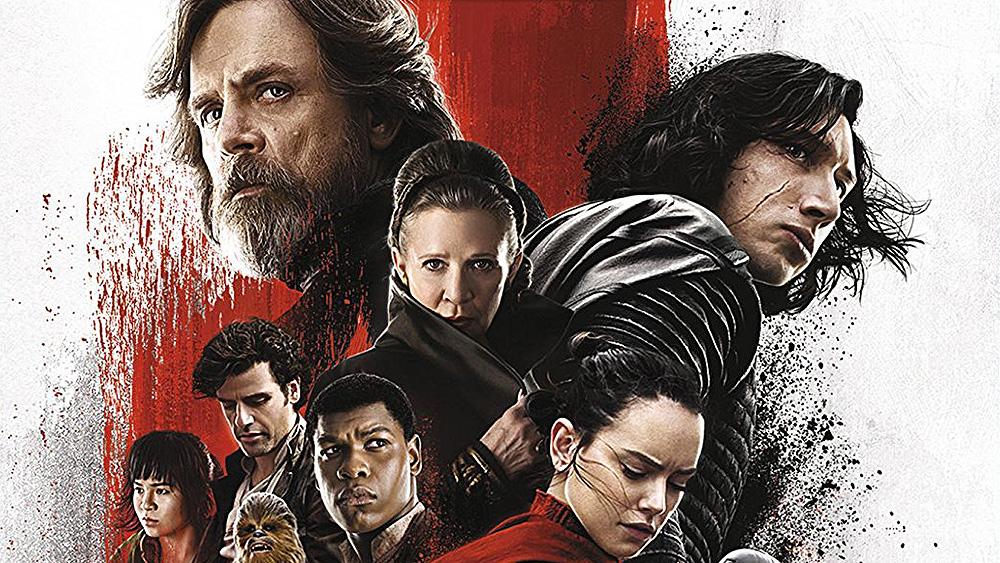 Star Wars: The Last Jedi (Blu-ray 3D) (Region Free)
