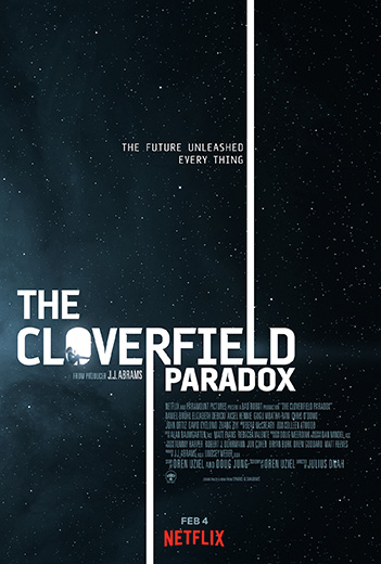 The Cloverfied Paradox movie poster