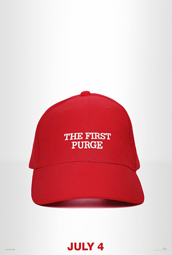 The Purge 4 movie poster