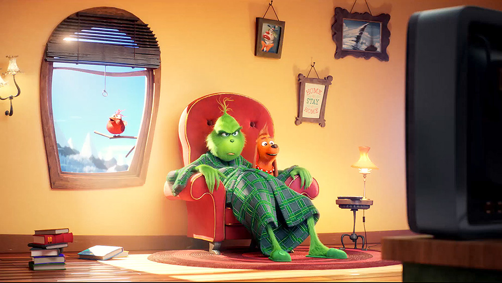 The Grinch TV Spot: First Look at Illumination's Animated Movie
