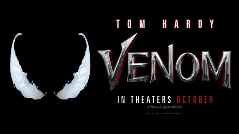 Venom Official Teaser Trailer