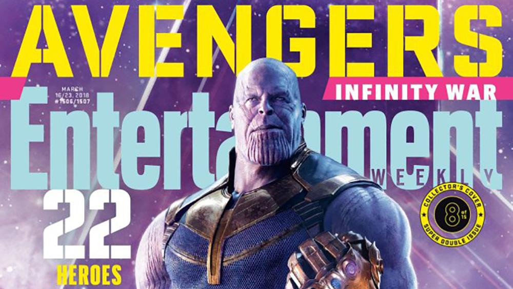 15 Avengers Infinity War Ew Covers Revealed Movienewz Com