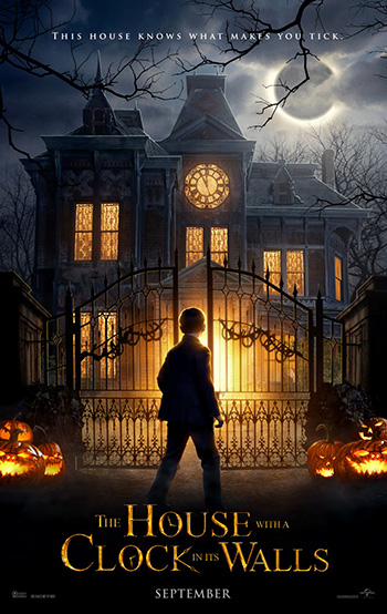 The House with a Clock in Its Walls movie poster