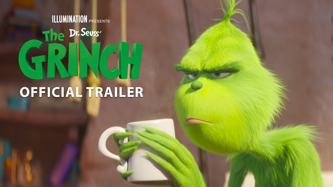 The Grinch – Official Trailer