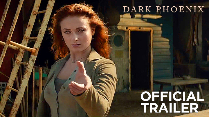 X-Men: Dark Phoenix Official Trailer