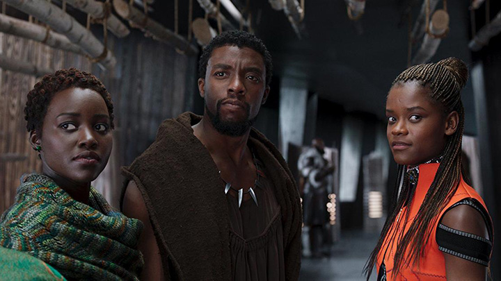 Black Panther Blu-ray, 4K UHD and Digital Details