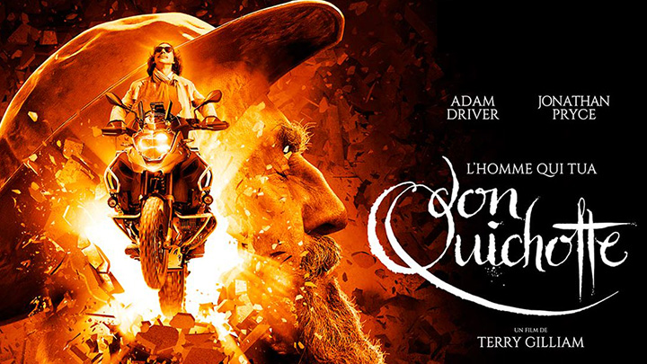 The Man Who Killed Don Quixote Trailer