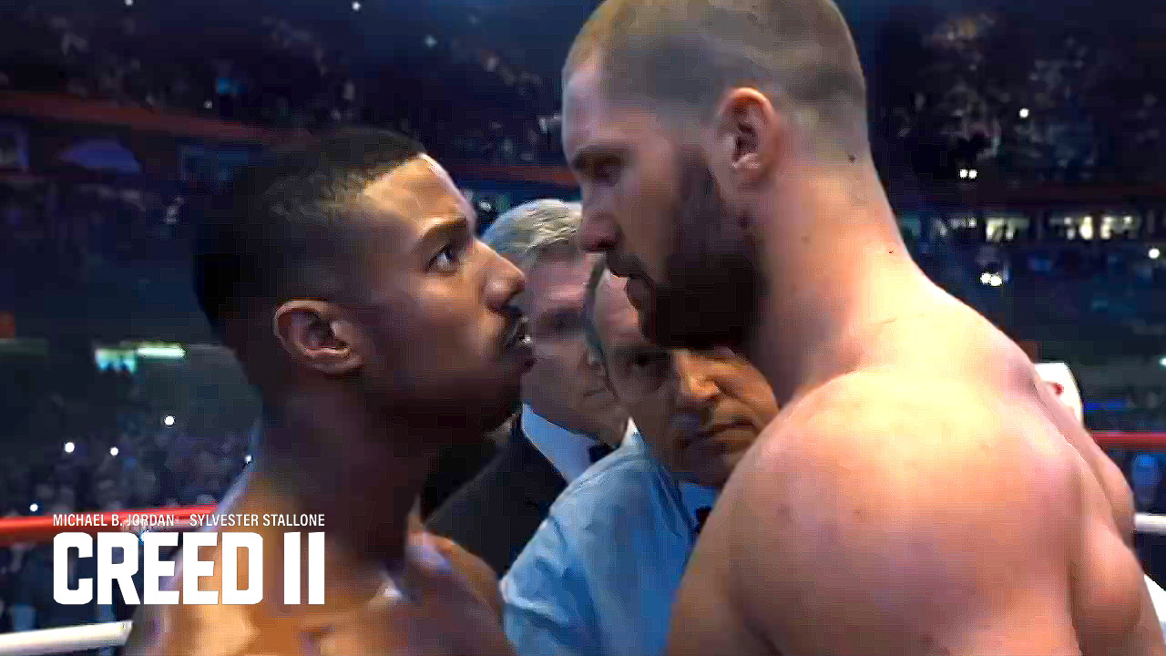 Creed II Trailer 2 Brings Rocky and Drago Back to the Fight