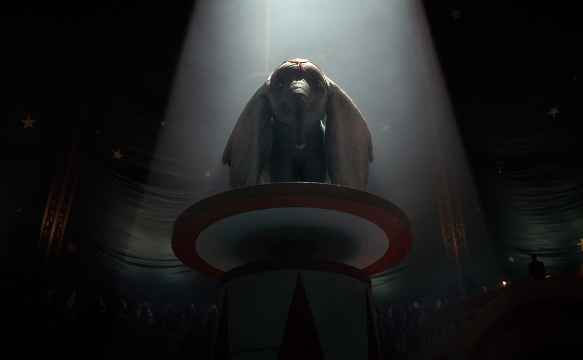 Disney's Dumbo Live-Action Teaser Trailer