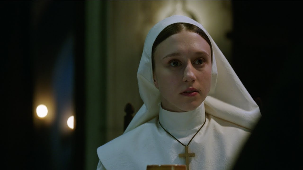The Nun Teaser Trailer