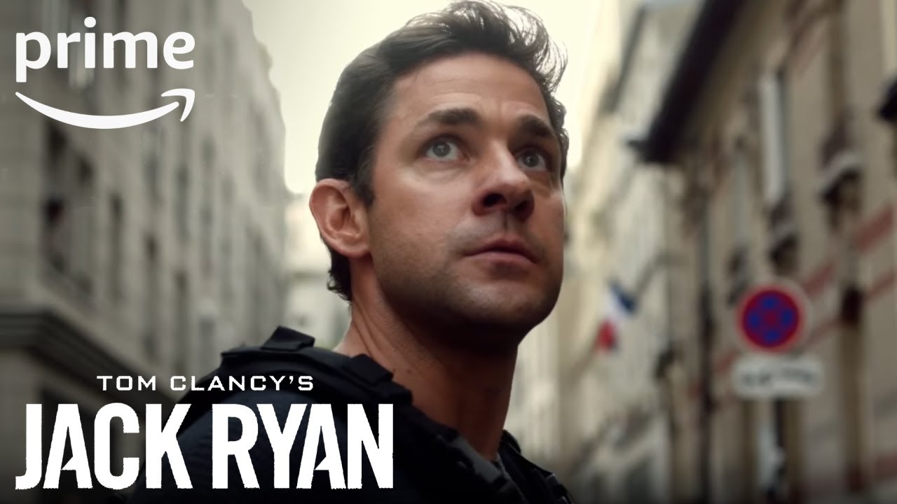 Tom Clancy's Jack Ryan Trailer