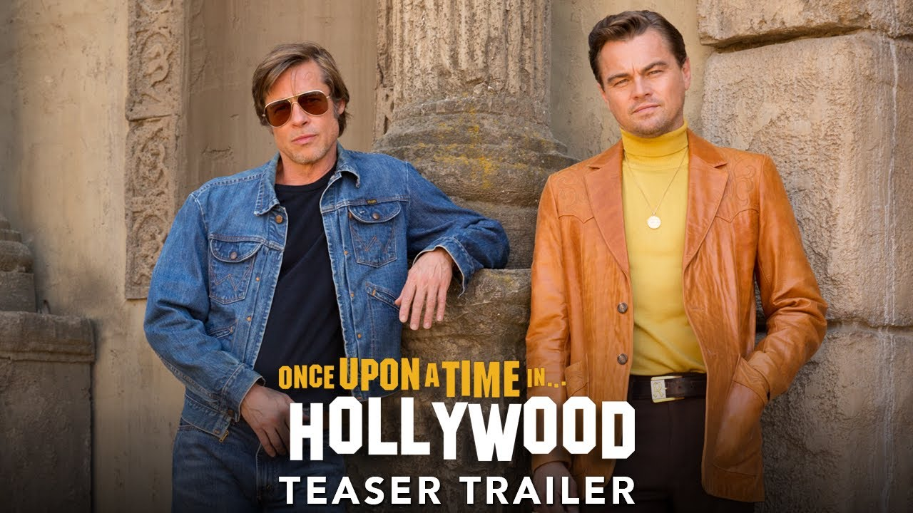 Once Upon a Time in Hollywood Trailer: DiCaprio & Pitt Take on Bruce Lee and Charles Manson