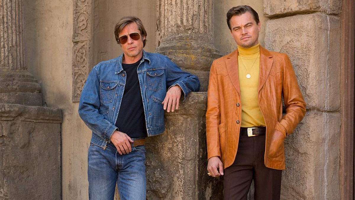 once upon a time in hollywood trailer leonardo dicaprio
