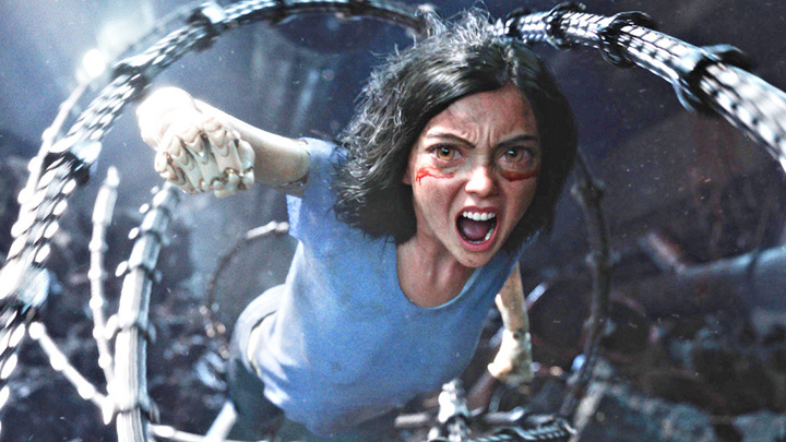 Alita: Battle Angel Moved to 2019