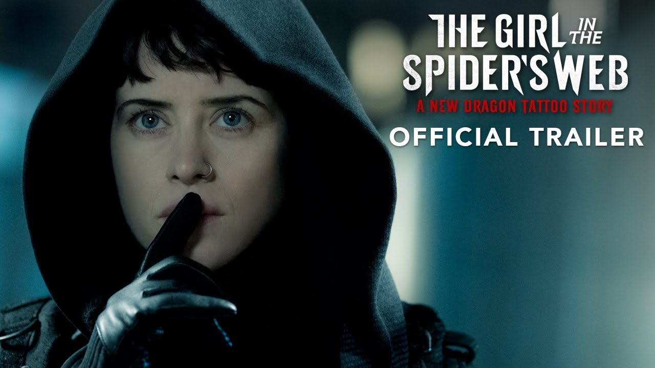 The Girl in the Spider's Web Trailer 2