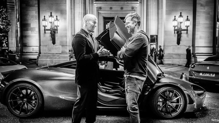 First Set Photo From 'Fast & Furious' Spinoff 'Hobbs and Shaw'