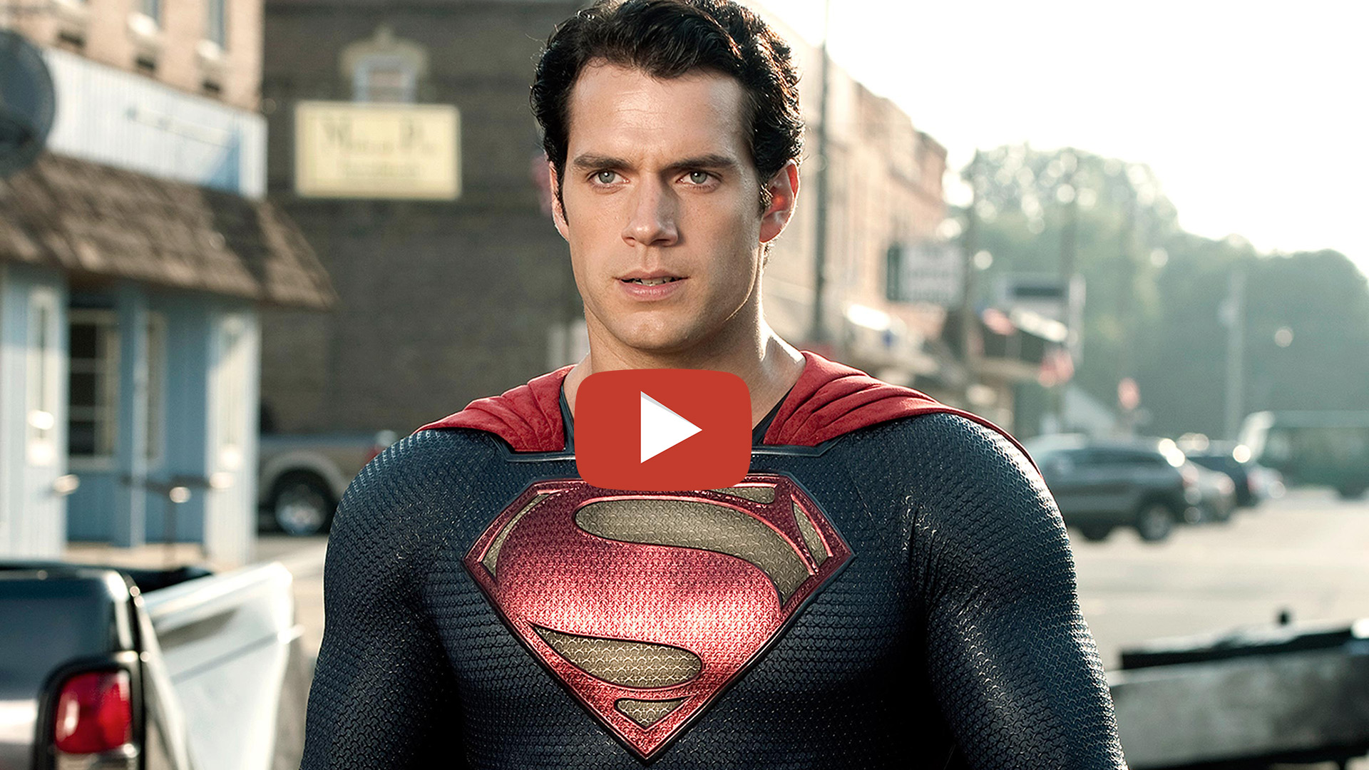 Video: Henry Cavill Out as Superman in DC Movies