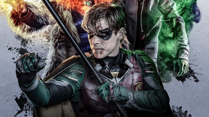 First Official 'Titans' Poster Released