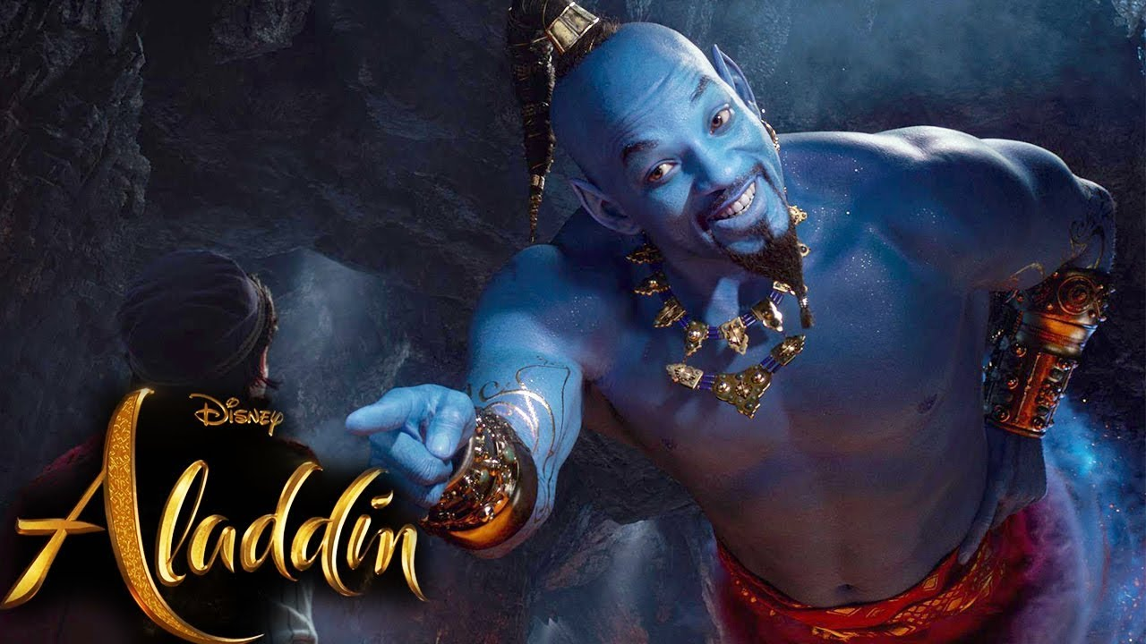 Disney's Aladdin Live-Action Teaser Trailer 2