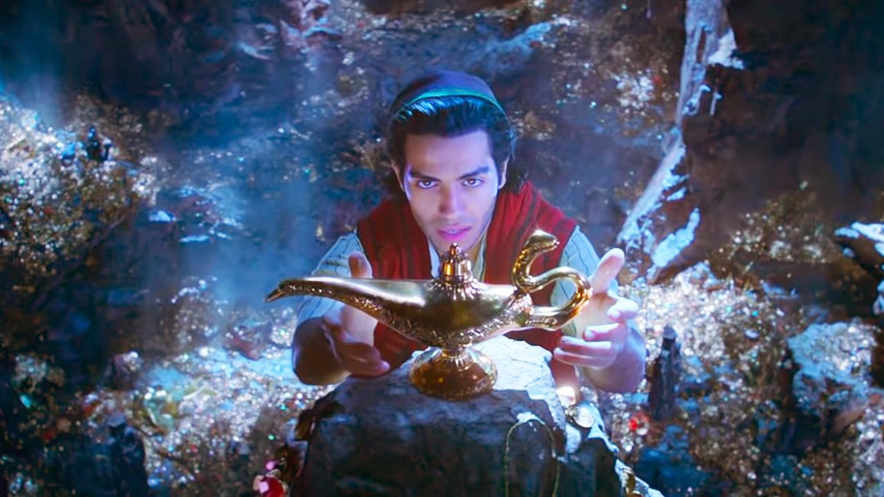 Aladdin Trailer: Disney's Aladdin Live-Action Teaser Trailer