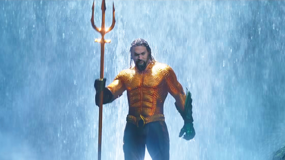 Aquaman Trailer 2 Reveals Action-Filled Extended Look