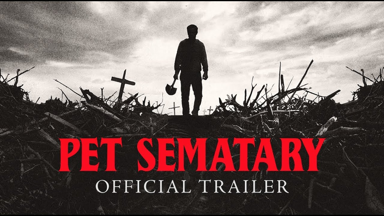 Movie Poster 2019: Pet Sematary Remake Trailer (2019) Cast, Release Date