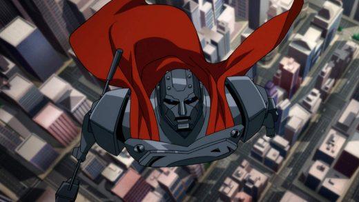 Reign of the Supermen Steel