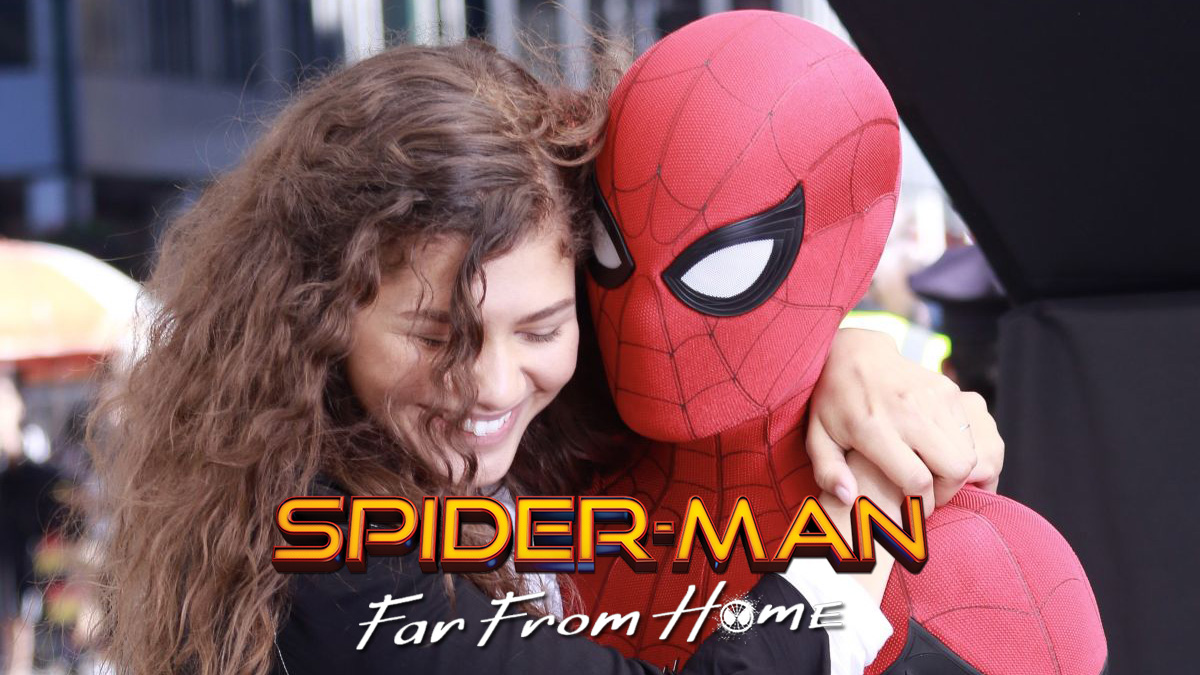 Spider-Man: Far From Home Suit Revealed