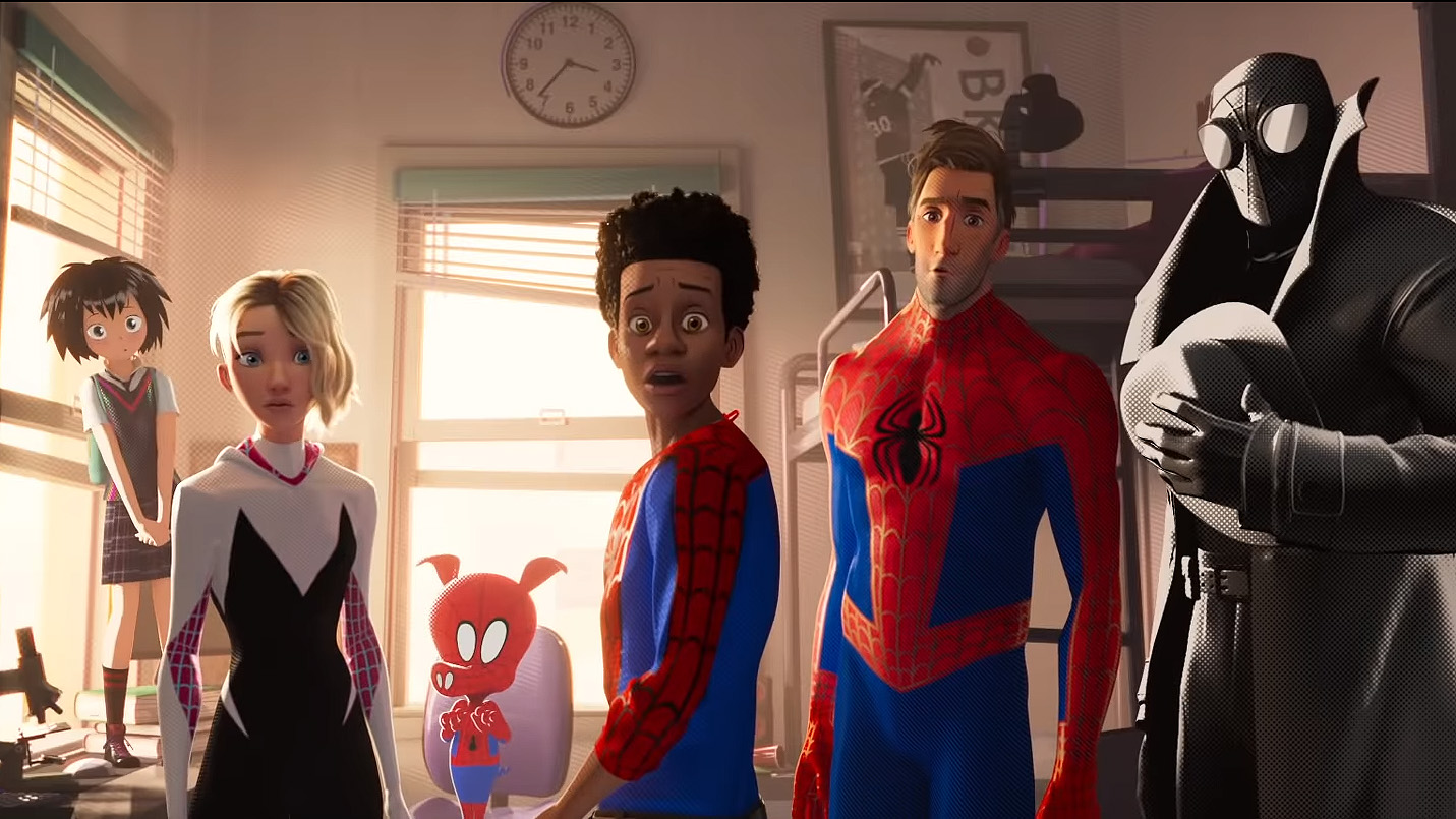 Spider-Man: Into the Spider-Verse Trailer 2 and New Poster