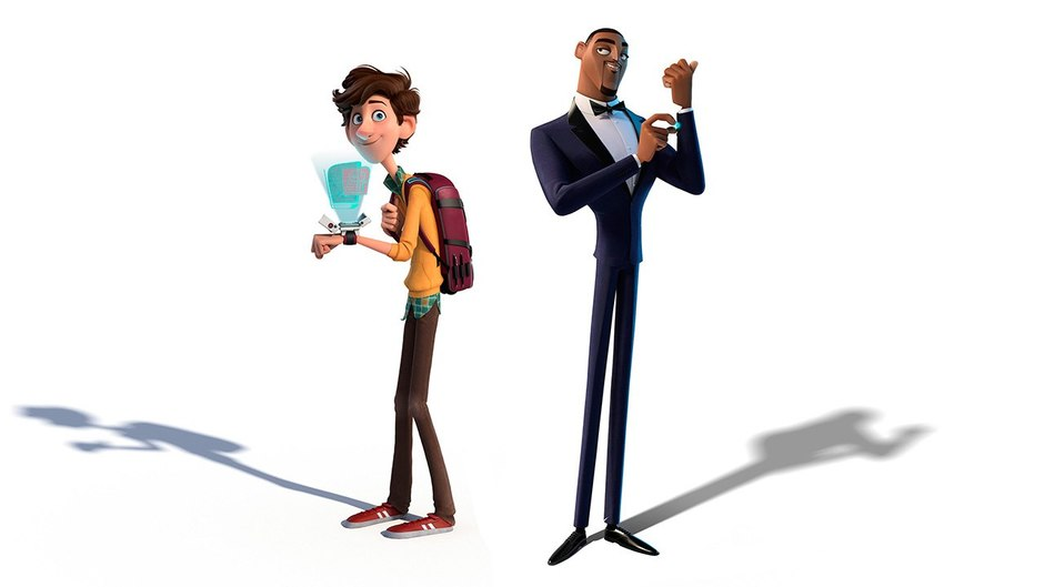 Spies in Disguise Trailer Sneak Peek