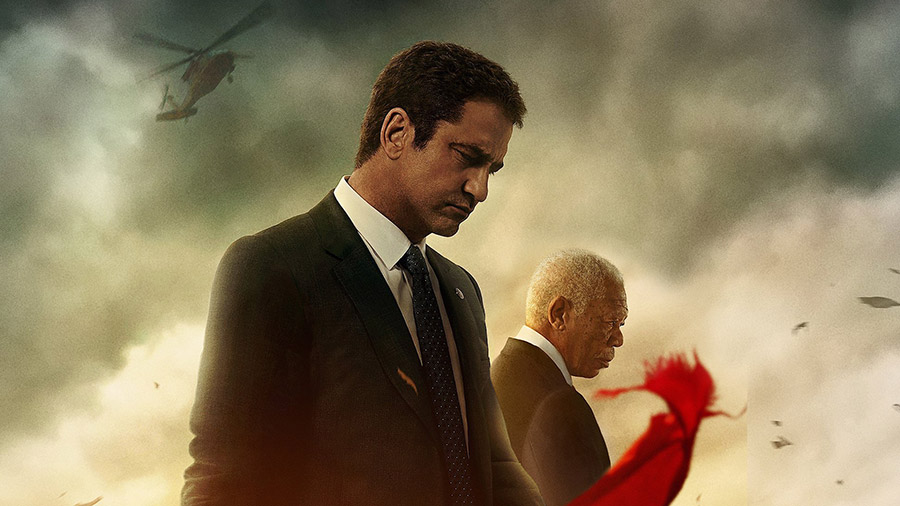 Angel Has Fallen Trailer Sends Gerard Butler on the Run