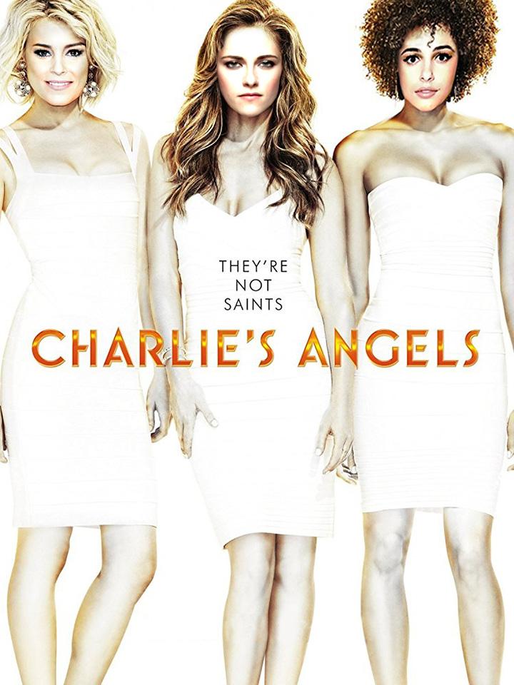 Charlie's Angels Reboot Poster
