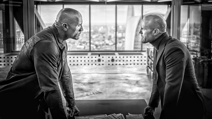 First Look at Hobbs and Shaw