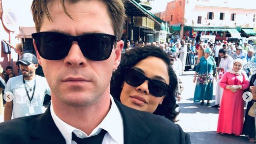 Men in Black reboot trailer