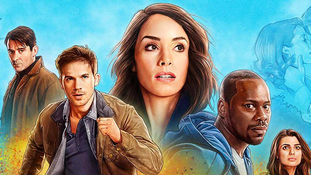 Timeless Movie (NBC)