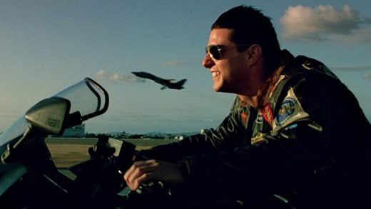 top gun 2 set photo