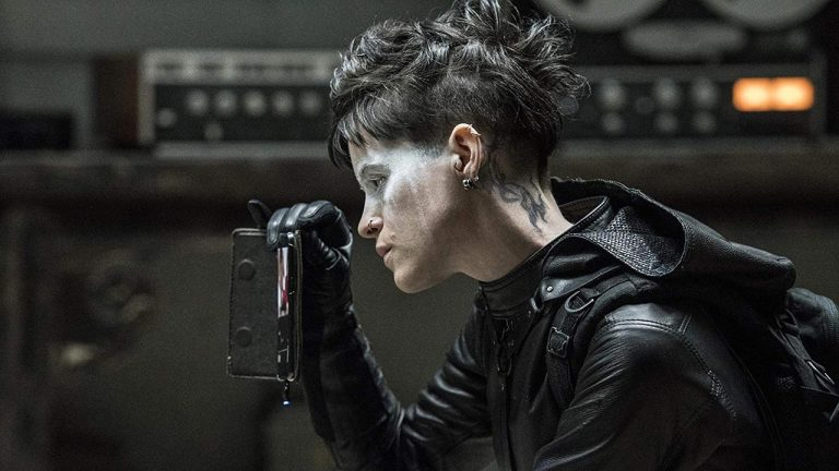 The Girl in the Spider's Web Trailer and Review